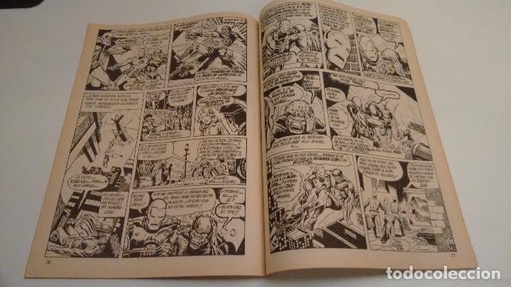 Cómics: WEREWOLF V.2. Nº 19 ... Y LA MUERTE SERÁ EL CAMBIO. 1976 VERTICE. - Foto 2 - 62114436