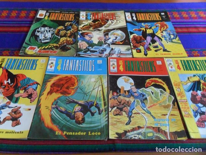 VÉRTICE VOL. 3 LOS 4 FANTÁSTICOS 17 18 19 20(2) 31 32 33(2) SUELTOS (Tebeos y Comics - Vértice - 4 Fantásticos)