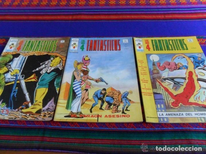 Cómics: VÉRTICE VOL. 3 LOS 4 FANTÁSTICOS 17 18 19 20(2) 31 32 33(2) SUELTOS - Foto 4 - 12909964