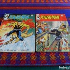 Cómics: VÉRTICE MUNDI COMICS VOL. 1 POWERMAN POWER MAN POWER-MAN NºS 4 Y 14. 35 PTS. 1977. BE.. Lote 62261460