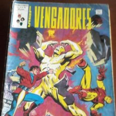 Cómics: LOS VENGADORES N-45 VOL.2 L3P3. Lote 62379408
