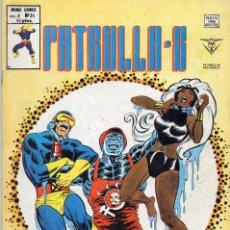 Cómics: COMIC VERTICE 1980 PATRULLA X VOL3 Nº 34 (MUY BUEN ESTADO). Lote 62409752