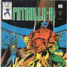 Cómics: COMIC VERTICE 1979 PATRULLA X VOL3 Nº 30 (EXCELENTE ESTADO). Lote 62410032
