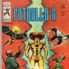 Cómics: COMIC VERTICE 1978 PATRULLA X VOL3 Nº 25 (BUEN ESTADO). Lote 62410368