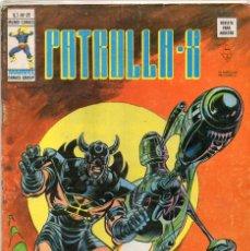 Cómics: COMIC VERTICE 1978 PATRULLA X VOL3 Nº 21 (BUEN ESTADO). Lote 62410636