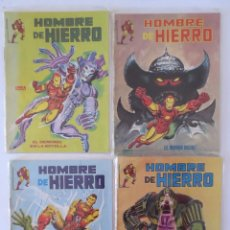 Cómics: HOMBRE DE HIERRO COMPLETA SURCO. Lote 228460905
