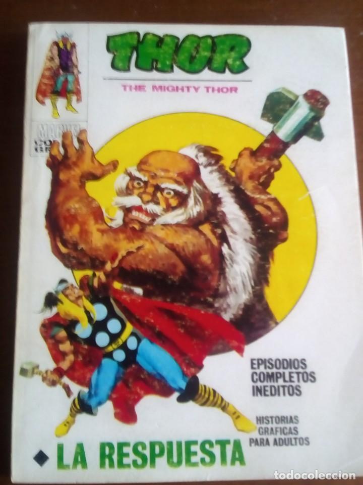 THOR N-25 (Tebeos y Comics - Vértice - Thor)