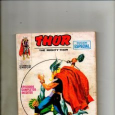 Cómics: THOR 14 - VERTICE 1971 VG/FN - THOR 110 111 USA. Lote 62616124