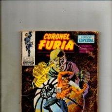 Cómics: CORONEL FURIA 15 - VERTICE 1972 - VG - STRANGE TALES SHIELD 157 158 159 160 USA. Lote 62620356