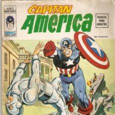 Cómics: CAPITAN AMERICA VOL 2 Nº 2 - ANTES DEL ALBA - VERTICE . Lote 62701276