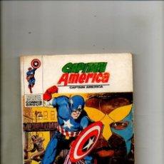 Cómics: CAPITAN AMERICA 27 - VERTICE 1973 - FN/VFN 7.0 - CAPTAIN AMERICA 153 154 USA. Lote 62746584