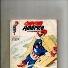 Cómics: CAPITAN AMERICA 34 - VERTICE 1974 - FN 6.0 - CAPTAIN AMERICA 167 168 USA. Lote 62747308