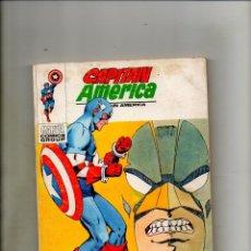 Cómics: CAPITAN AMERICA 35 - VERTICE 1974 - FN/VFN 7.0 - CAPTAIN AMERICA 169 170 USA. Lote 62747536