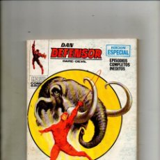 Cómics: DAN DEFENSOR 27 - VERTICE 1971 - VFN- 7.5 - DAREDEVIL 64 65 66 USA. Lote 62748940