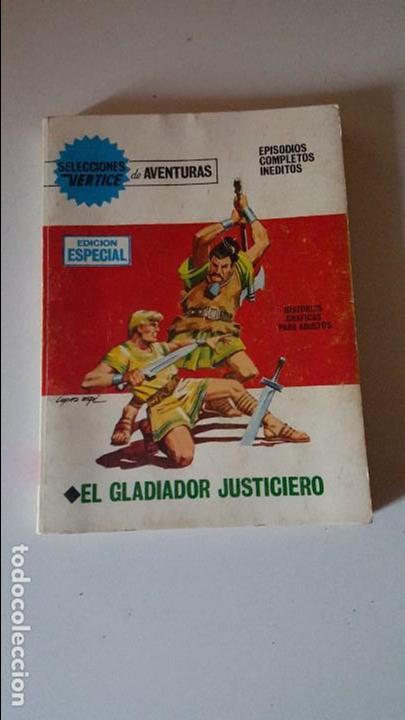 SELECCIONES VERTICES DE AVENTURAS Nº 29 (Tebeos y Comics - Vértice - Otros)