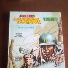 Cómics: ACCIONES DE GUERRA N-1. Lote 62816056