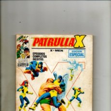 Cómics: PATRULLA-X 17 - VERTICE 1974 - FN/VFN - X-MEN 37 38 USA. Lote 62887856