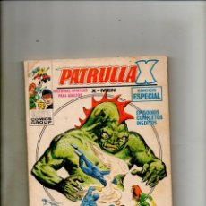 Cómics: PATRULLA-X 30 - VERTICE 1975 - FN/VFN - X-MEN 65 66 USA CONTRA LA MASA. Lote 62891864