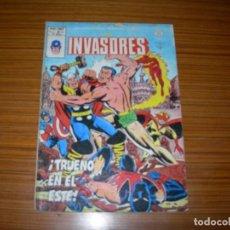 Cómics: LOS INVASORES V.1 Nº 43 EDITA VERTICE . Lote 63086348