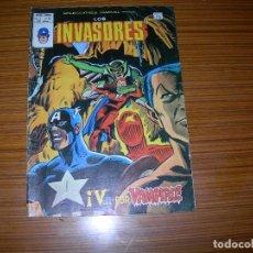 Cómics: LOS INVASORES V.1 Nº 50 EDITA VERTICE . Lote 63086604