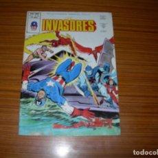 Cómics: LOS INVASORES V.1 Nº 45 EDITA VERTICE . Lote 63086664
