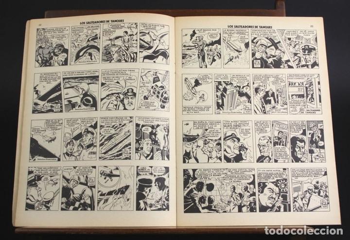 Cómics: 8084 - EL HOMBRE ENMASCARADO. 37 EJEMPLARES(VER DESCRIP). EDIC. VERTICE. AÑOS 70. - Foto 4 - 63164332
