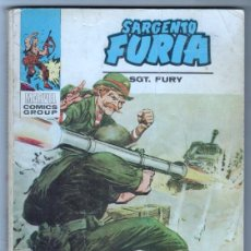 Cómics: SARGENTO FURIA V 1 - Nº 22 COMPLETO. Lote 63270984