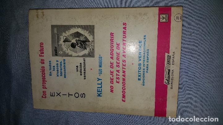 Cómics: ZARPA DE ACERO (1966) EXTRA - LA LUZ CEGADORA - Foto 2 - 63462552