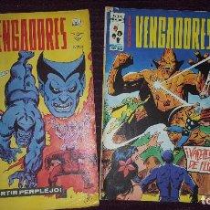 Cómics: LOS VENGADORES V.2 28 Y 39. Lote 63464636