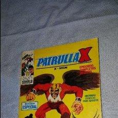 Cómics: PATRULLA X -- Nº 8 (1970). Lote 63480880