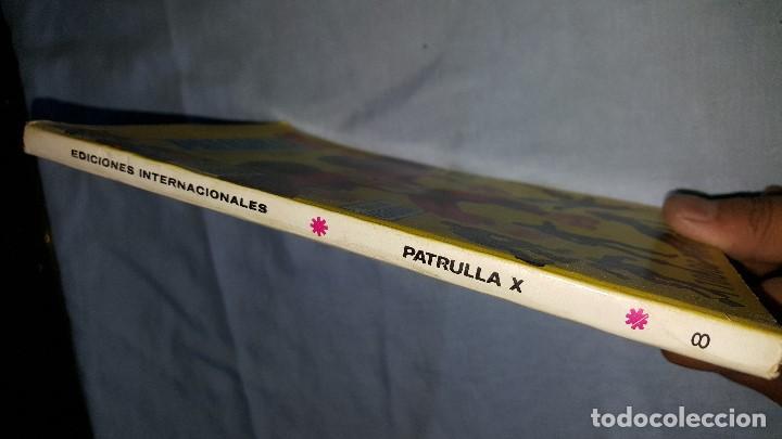Cómics: PATRULLA X -- Nº 8 (1970) - Foto 3 - 63480880