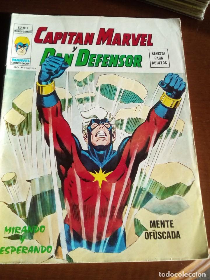 Cómics: HEROES MARVEL la masa dan defensor hombre de hierro N-1 AL 67 COMPLETA - Foto 2 - 63660951