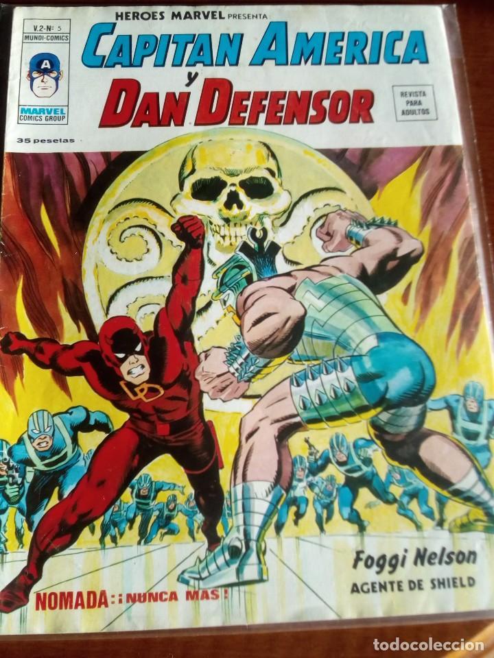 Cómics: HEROES MARVEL la masa dan defensor hombre de hierro N-1 AL 67 COMPLETA - Foto 7 - 63660951