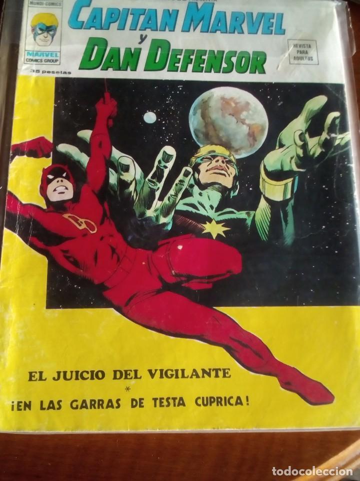 Cómics: HEROES MARVEL la masa dan defensor hombre de hierro N-1 AL 67 COMPLETA - Foto 11 - 63660951