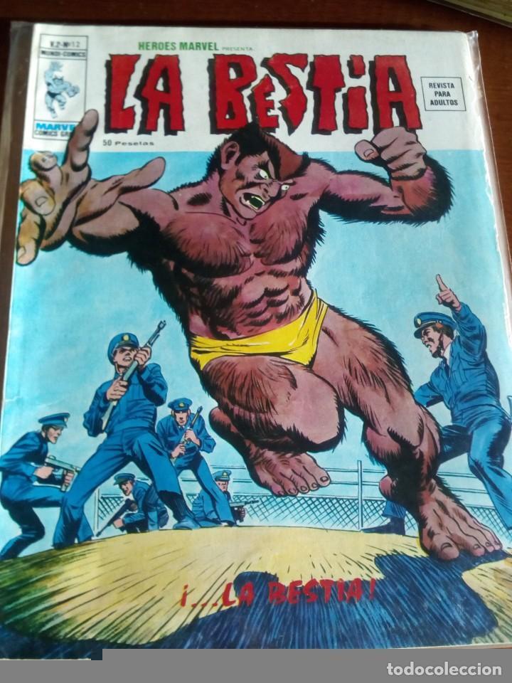 Cómics: HEROES MARVEL la masa dan defensor hombre de hierro N-1 AL 67 COMPLETA - Foto 14 - 63660951