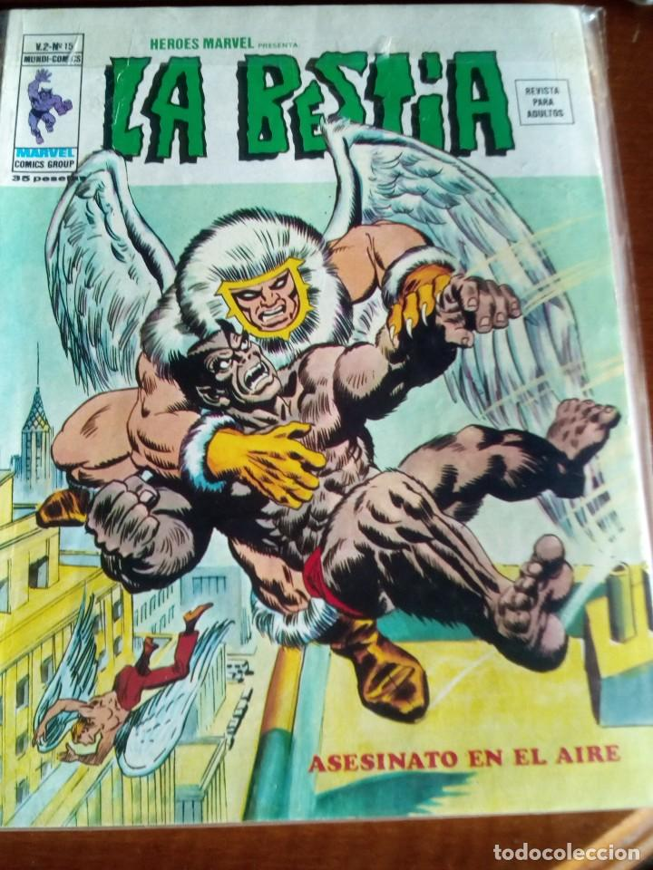 Cómics: HEROES MARVEL la masa dan defensor hombre de hierro N-1 AL 67 COMPLETA - Foto 17 - 63660951