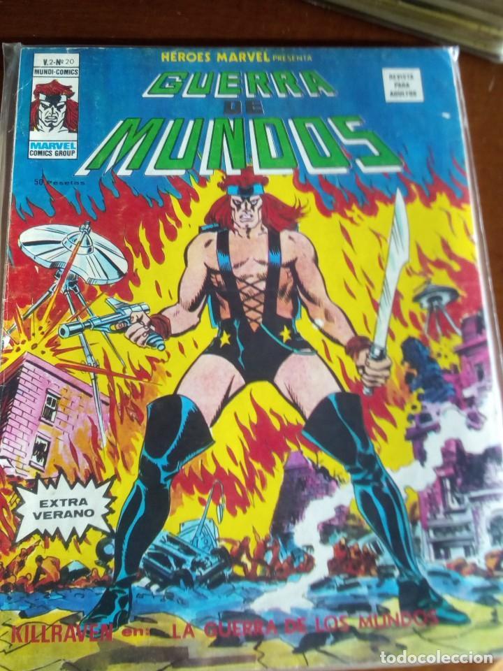 Cómics: HEROES MARVEL la masa dan defensor hombre de hierro N-1 AL 67 COMPLETA - Foto 22 - 63660951