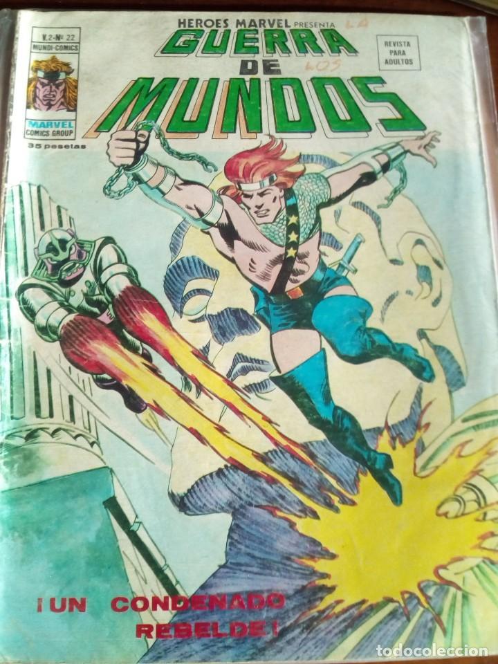 Cómics: HEROES MARVEL la masa dan defensor hombre de hierro N-1 AL 67 COMPLETA - Foto 24 - 63660951
