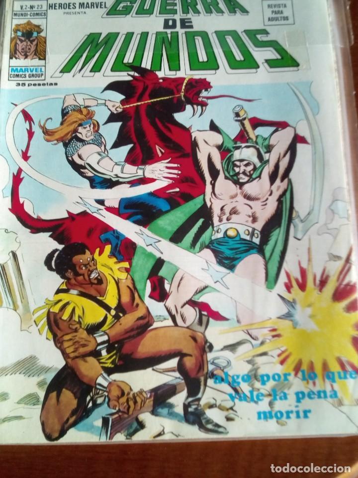 Cómics: HEROES MARVEL la masa dan defensor hombre de hierro N-1 AL 67 COMPLETA - Foto 25 - 63660951
