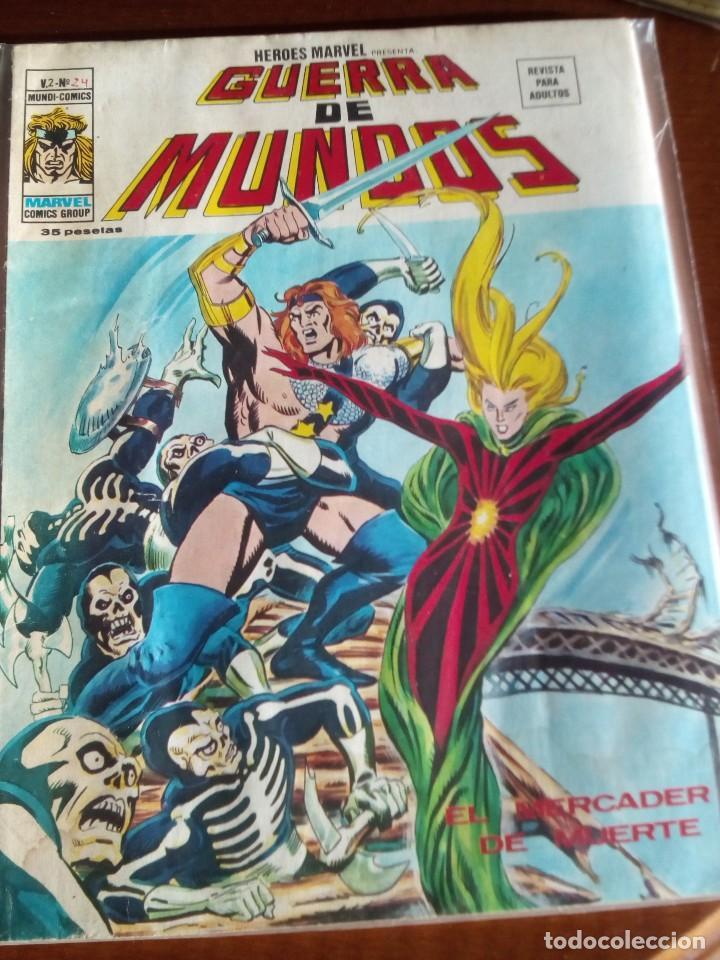 Cómics: HEROES MARVEL la masa dan defensor hombre de hierro N-1 AL 67 COMPLETA - Foto 26 - 63660951