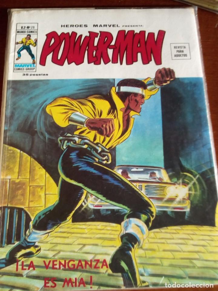 Cómics: HEROES MARVEL la masa dan defensor hombre de hierro N-1 AL 67 COMPLETA - Foto 30 - 63660951