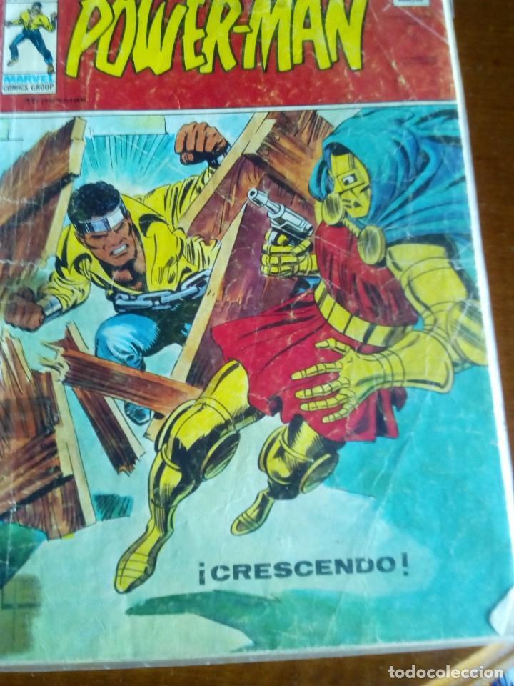 Cómics: HEROES MARVEL la masa dan defensor hombre de hierro N-1 AL 67 COMPLETA - Foto 32 - 63660951