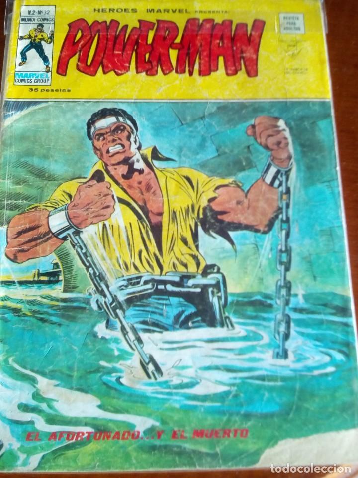 Cómics: HEROES MARVEL la masa dan defensor hombre de hierro N-1 AL 67 COMPLETA - Foto 33 - 63660951