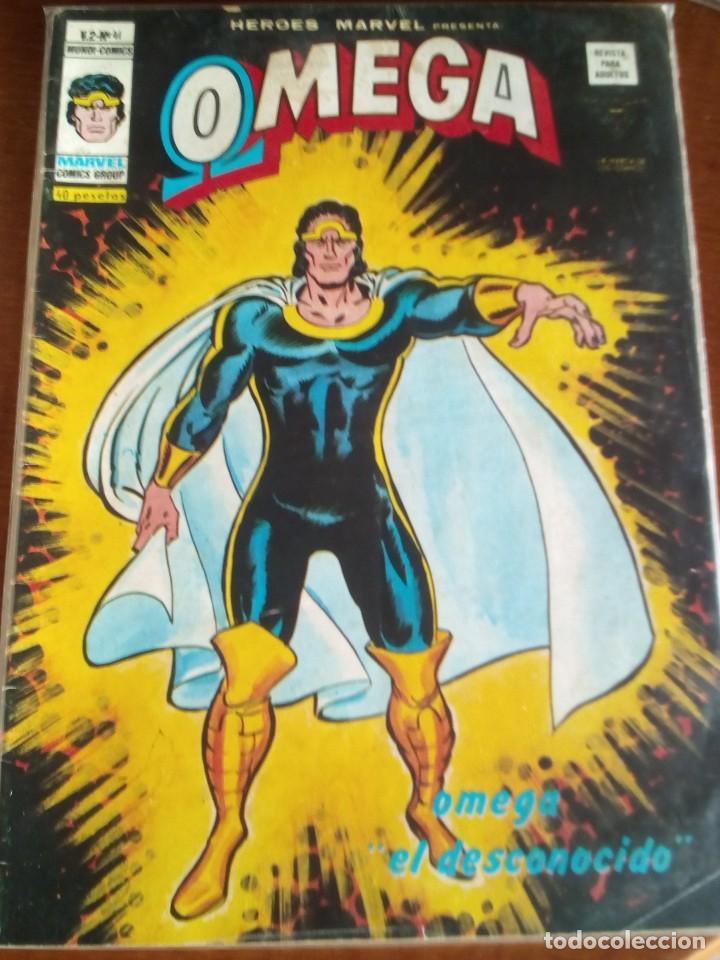 Cómics: HEROES MARVEL la masa dan defensor hombre de hierro N-1 AL 67 COMPLETA - Foto 42 - 63660951