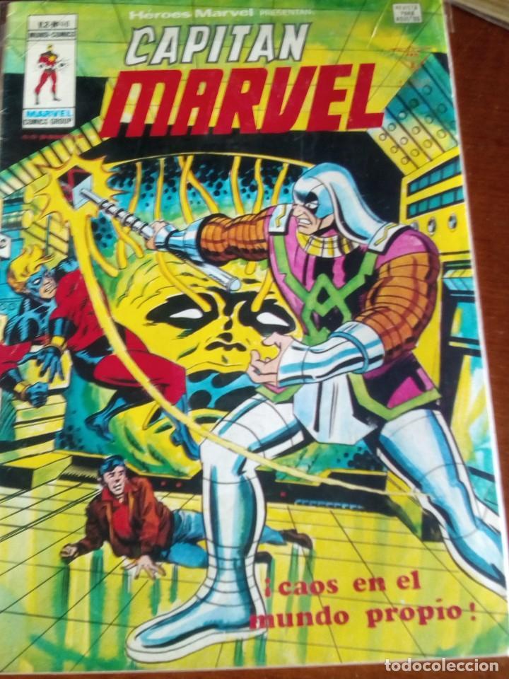 Cómics: HEROES MARVEL la masa dan defensor hombre de hierro N-1 AL 67 COMPLETA - Foto 47 - 63660951