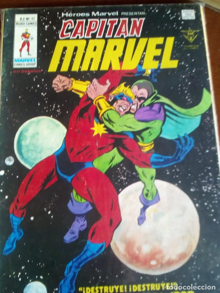 Cómics: HEROES MARVEL la masa dan defensor hombre de hierro N-1 AL 67 COMPLETA - Foto 48 - 63660951