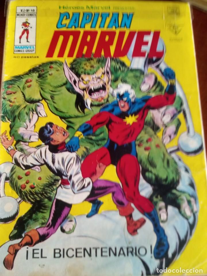 Cómics: HEROES MARVEL la masa dan defensor hombre de hierro N-1 AL 67 COMPLETA - Foto 49 - 63660951