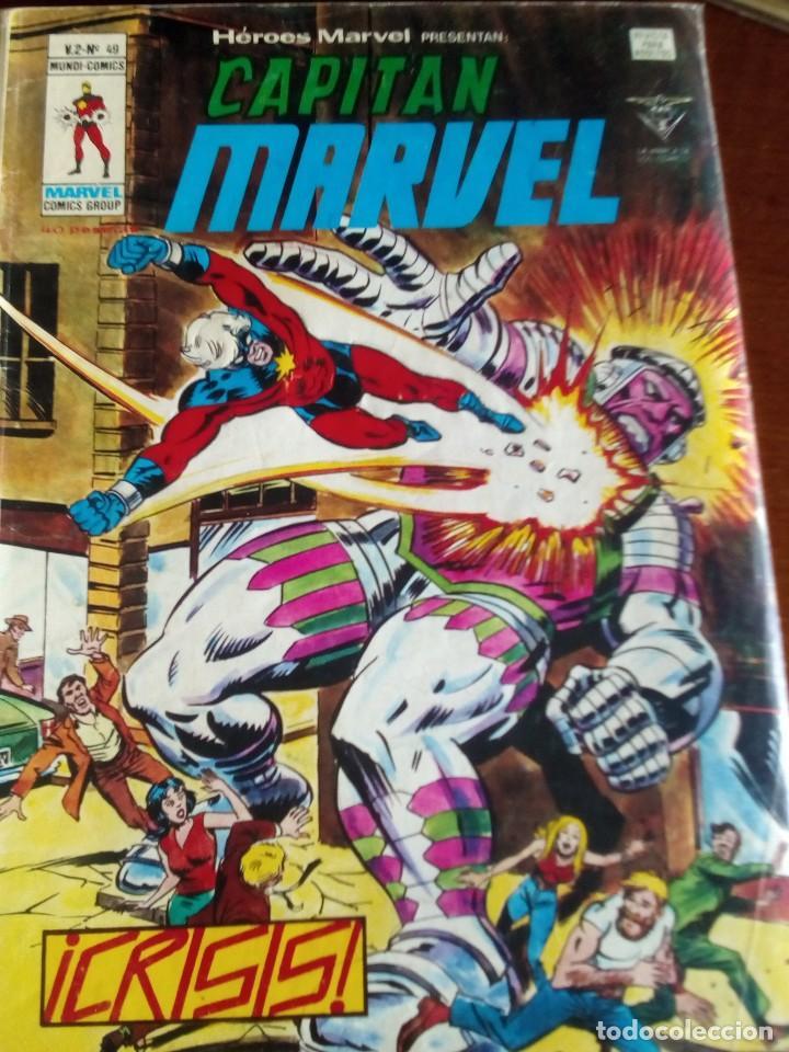 Cómics: HEROES MARVEL la masa dan defensor hombre de hierro N-1 AL 67 COMPLETA - Foto 50 - 63660951