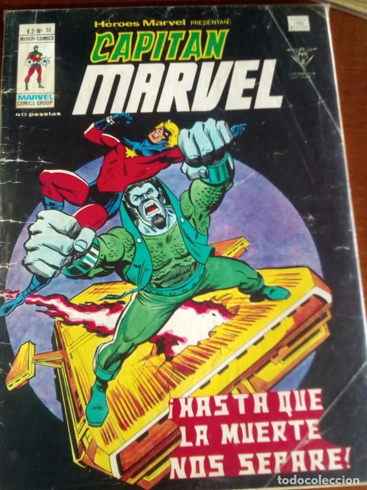 Cómics: HEROES MARVEL la masa dan defensor hombre de hierro N-1 AL 67 COMPLETA - Foto 52 - 63660951