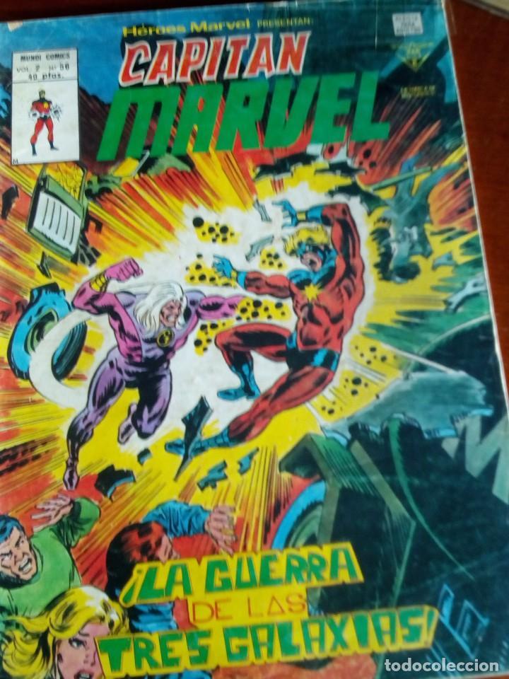 Cómics: HEROES MARVEL la masa dan defensor hombre de hierro N-1 AL 67 COMPLETA - Foto 57 - 63660951